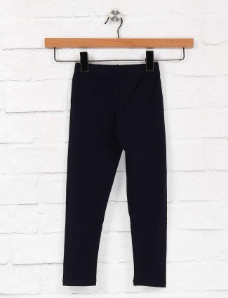 Pro Energy navy blue casual cotton jeggings